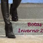Trend Boots: Os Caminhos do Inverno