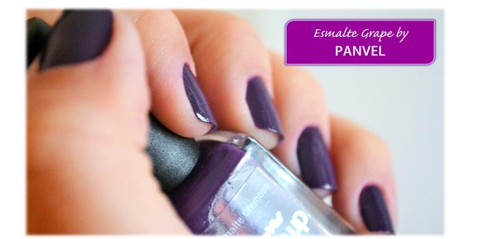 Esmalte PANVEL: Grape