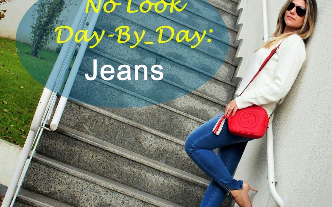 No Look: O Bom e Velho Jeans
