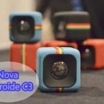Nova Polaroide C3: Pequena Notável