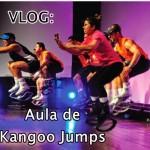 Vlog: Na Academia Aula de Kangoo Jumps