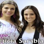 Bate-papo com Letícia Sarabia