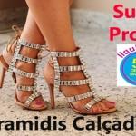 Super Dica: Liquidação de Verão Lojas Pyramidis Calçados