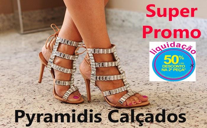 Super Dica  Liquidação de Verão Lojas Pyramidis Calçados - Sabrina ... 0da1cc7d5133e