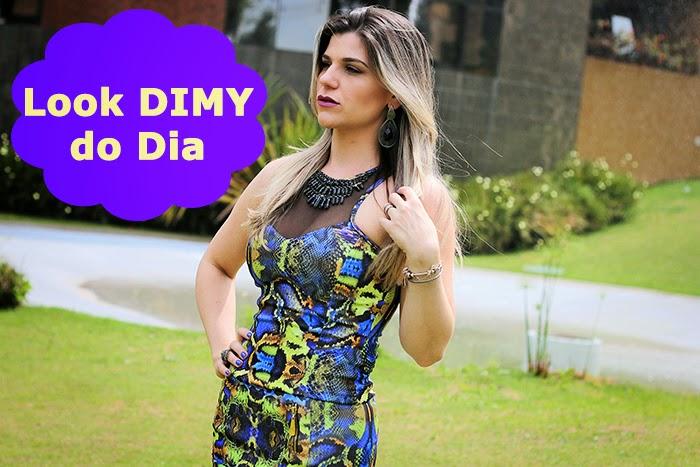 Look do Dia: Conjuntinho DIMY
