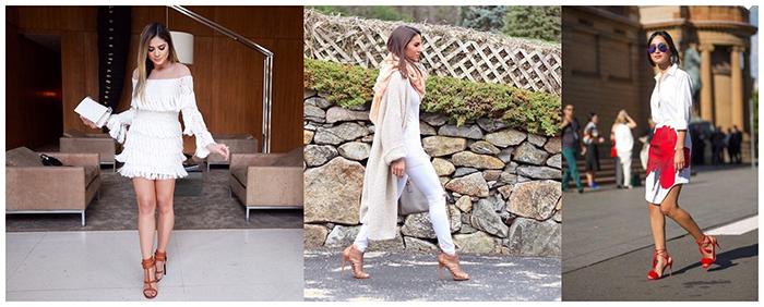 Tendencias de moda por Isabelli Fontana.