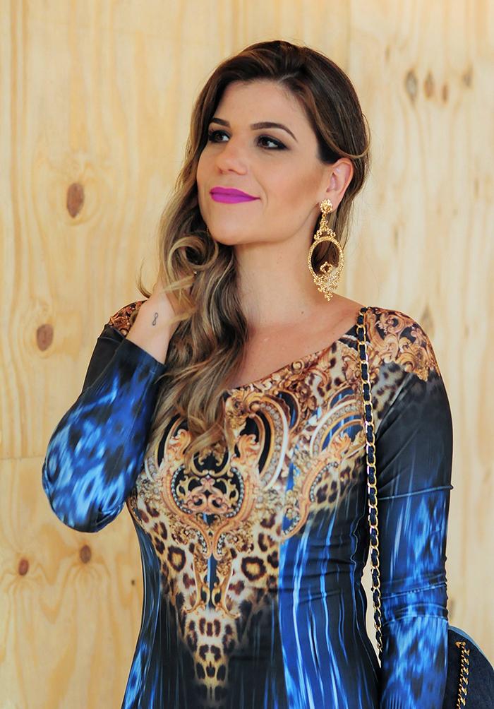 Vestido Azul Klien DIMY Inverno 2015 (9)