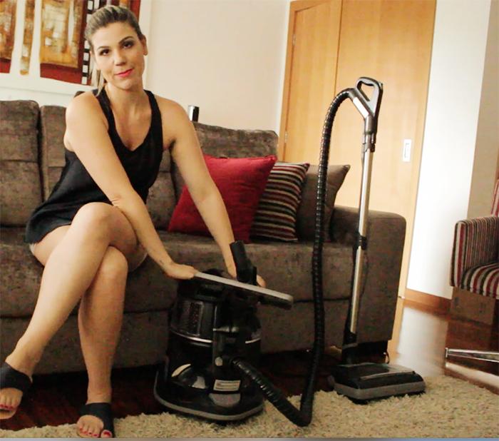 Renites e Alergias: Evitando e tratando com limpeza. Rainbow