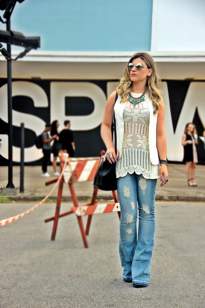 Look Boho As Marias SPFW10