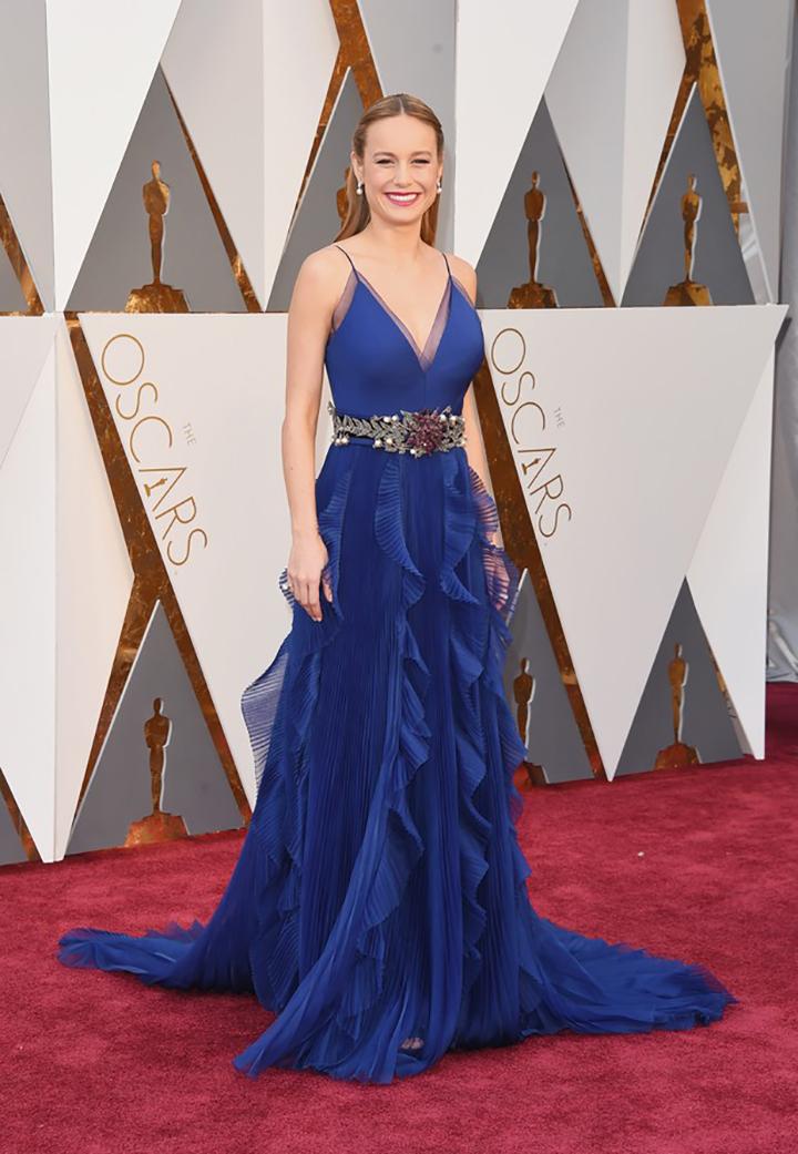 Brie Larson, indicada a melhor atriz por %22O quarto de Jack%22