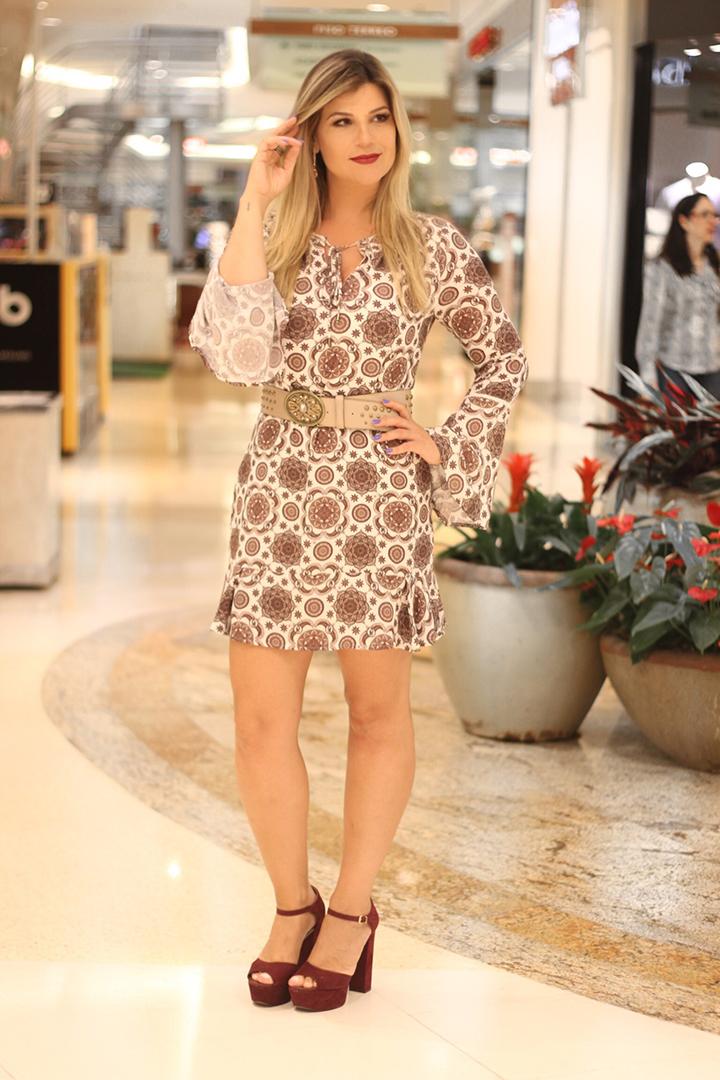 Vestido Sly para Paula Bastos Outono_2