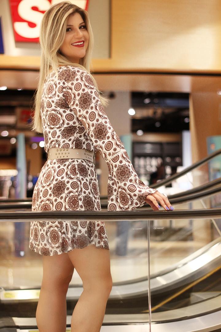 Vestido Sly para Paula Bastos Outono 16