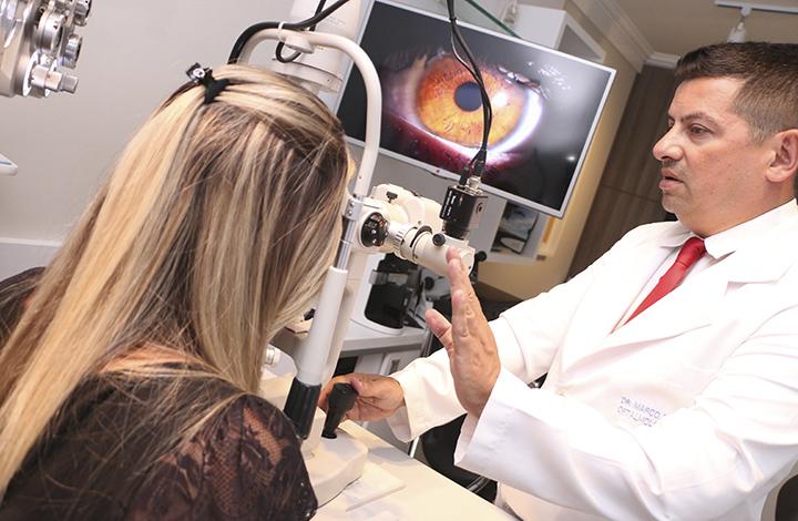 Clínica de Olhos Dr Marco Túlio | Curitiba