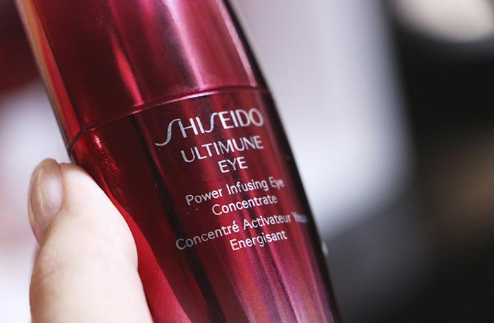 Shiseido Ultimune Eye e Full Lash Voluminous Mascara