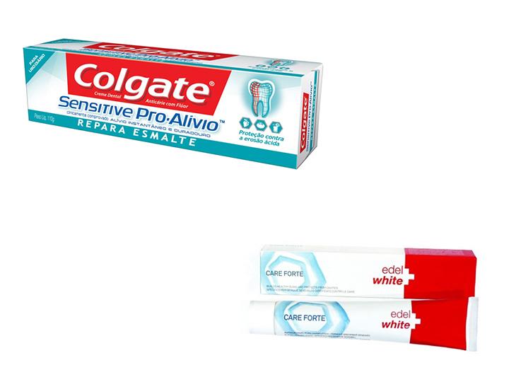Colgate Sensitive Pro Alivio x Edel White NKS