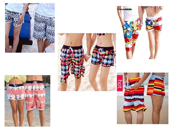 tendencia moda praia verão 17