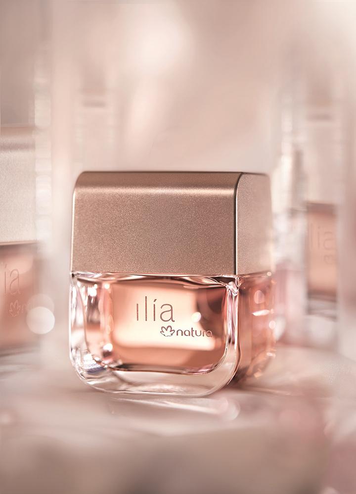 Novo Perfume Natura Ilía