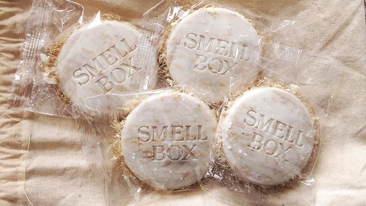 Smell Box pele renovada todos os dias