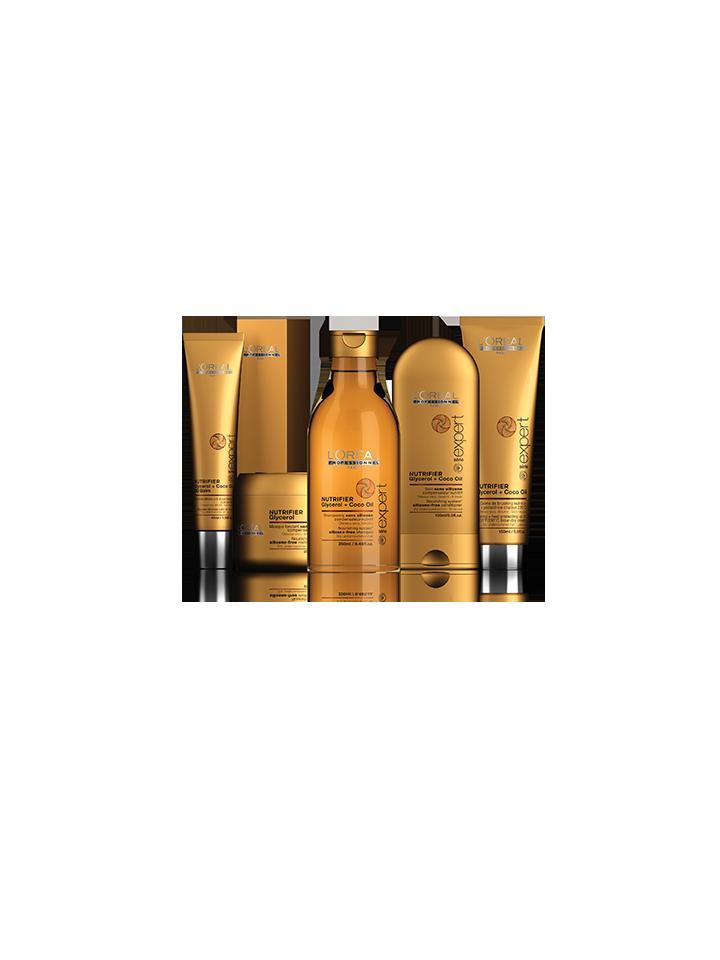 L'Oréal Professionnel_Nutrifier_Linha Completa