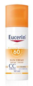 Eucerin SUN Creme Facial Tinted CC Cream FPS 60