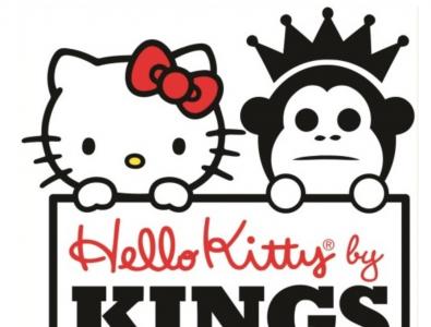 Hello Kit e Kings Sneakers