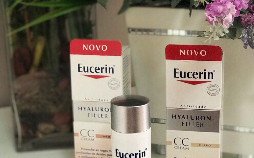 Eucerin lança Hyaluron-Filler CC Cream