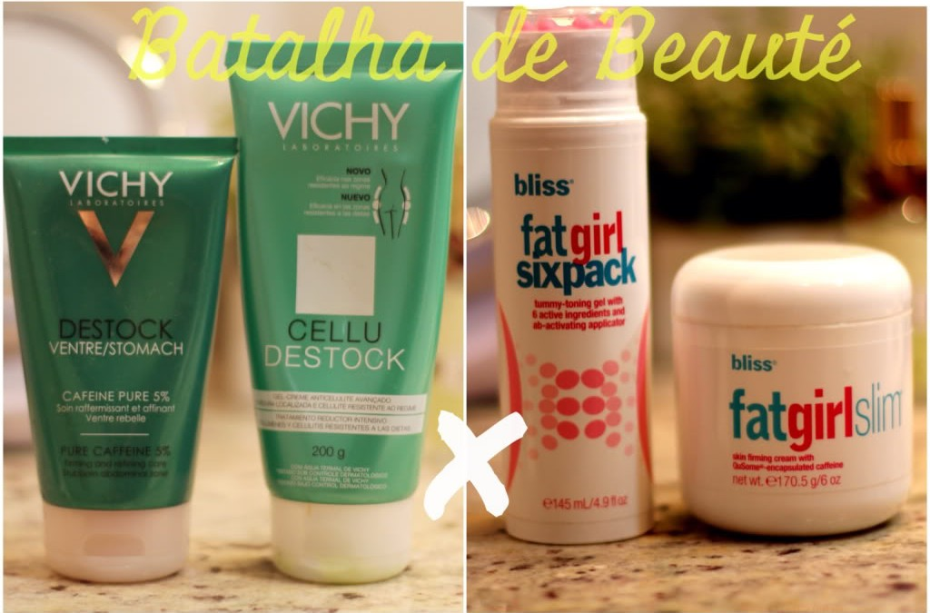Batalha de Beauty Tips: Vichy x Bliss