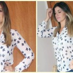 Meu Look: Blue Birds