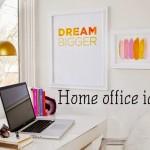 Preciso de home office, como faço?