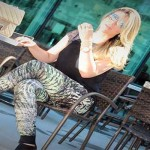 Meu look: Snake Print Pants