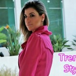 Meu Look: Trench Coat Style Pink