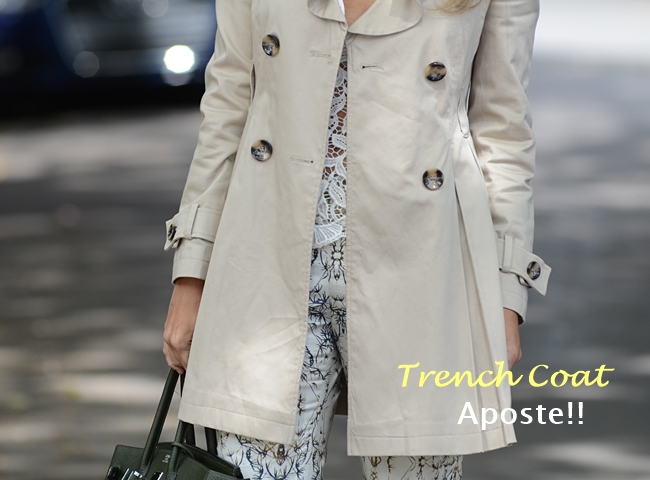 Trench Coats For Life