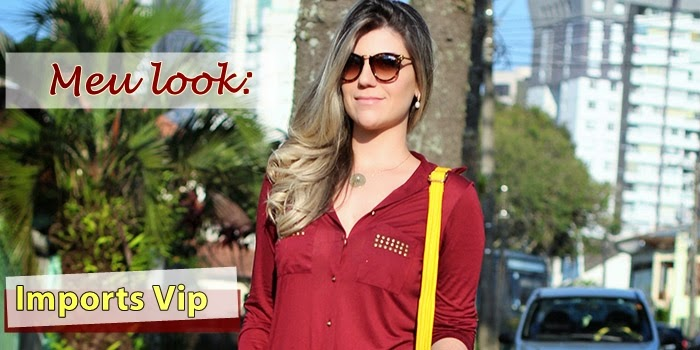 Look do dia: Primaveril