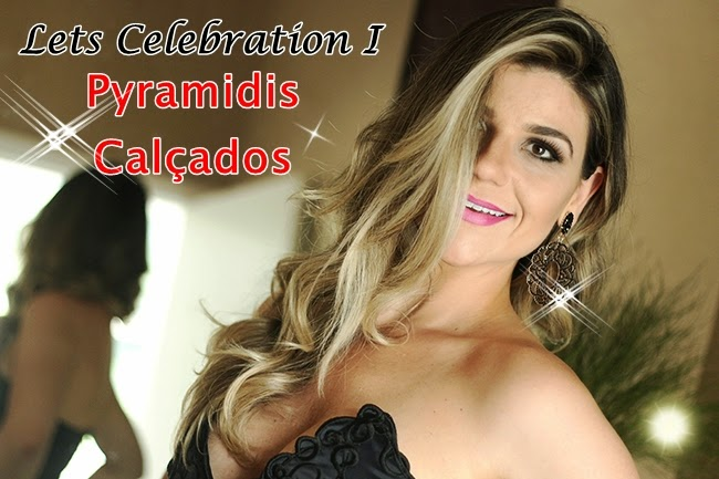 Lets Celebration I: Sandálias Para Festas