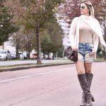 Looks Com Mix de Peças de Verão e Inverno