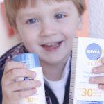 Protetor Nivea FPS 30 Toque Seco Antissinais