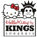 Hello Kitty lança coleção em parceria comKings Sneakers