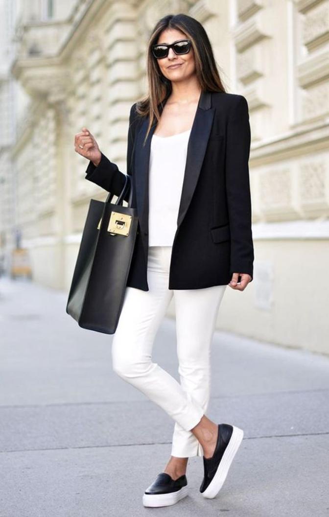 dicas de como usar blazer